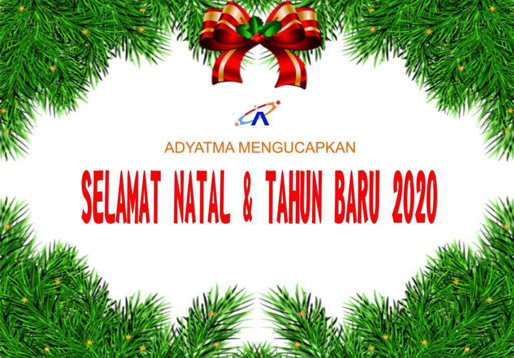 NATAL TAHUN BARU 2020