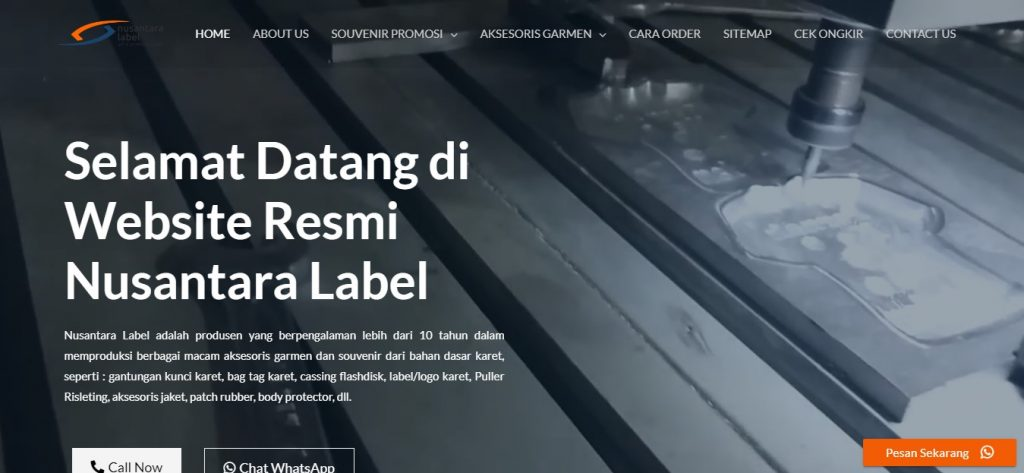 nusantara-label